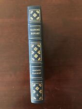 Gustave Flaubert - MADAME BOVARY - Franklin Library. Leather