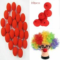 Brand Magic Nose Halloween Hot Red Ball Clown Party 10pcs Costume Comic