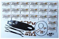Parts Starter Package!RC Team Durango DETC410 v2 Touring Car Chassis 20-bags NIB