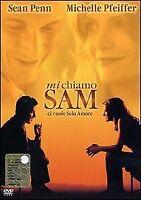 Mi chiamo Sam Ci vuole solo amore - DVD D035002