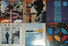 New listing Vinyl LP 6 Record RARE PROMO Lot Collection Original Rock NO RESERVE - All VG+