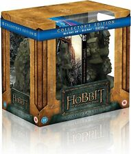 The Hobbit - Desolation of Smaug Bookends Collectors Limited Edition.