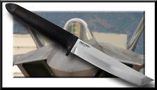 CS20T Couteau COLD STEEL TANTO LITE Acier 4116 Krupp Manche Kraton Etui Cordura