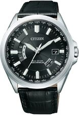 """Citizen """"Collection Eco-Drive Solar Perfex Multi 3000 Watch New Japan F/S"""