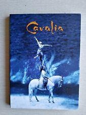 Cavalia-Dvd-2005-Equestri an-Circus-Horses-Rare-Oop- Usa-Release- 10