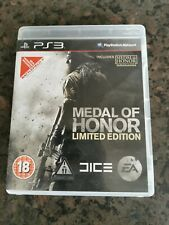 Medal of Honor: Limited Edition (PS3) game