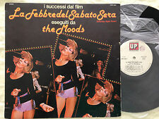 The Moods – La Febbre Del Sabato Sera (Saturday Night Fever) - LP