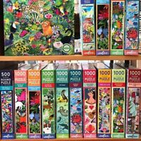 New Sealed Puzzles 500-1000 Piece Gibson/Clementoni puzzles, pick ones you want!