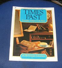 TIMES PAST ISSUE NO.16 - THE VICTORIAN SCHOOLROOM