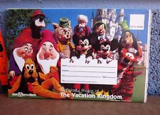 Walt Disney World Resort postcards Disneyland 1970s photos Mickey Mouse booklet