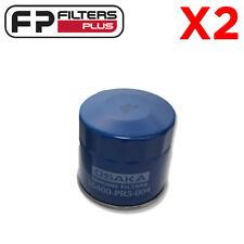 2 x MZ79X OSK Oil Filter - Ford, Great Wall, Holden, Honda, Hyundai - Z79, WZ79