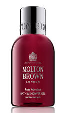Molton Brown ROSA ABSOLUTE Bath & Shower Gel Rose Body Wash 50ml TRAVEL SIZE