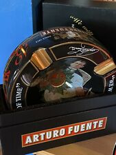 Arturo Fuente Story Ceramic Ashtray Journey Through Time Opus X Black