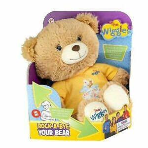 The Wiggles Rock-A-Bye Bear - Motion Active