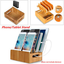Multi-device Organizer Stand Charge Station Dock Smartphone Tablet for Auto Home(Fits: More than one vehicle)