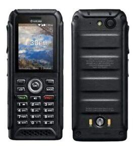 Kyocera DuraTR E4750 4G VoLTE- Black ( Sprint) Rugged Phone Tello Compatible