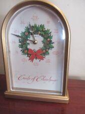 Howard Miller Carols of Christmas Clock in Original Box.
