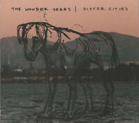 THE WONDER YEARS Sister Cities 2018 12-track CD album NEW/SEALED