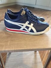 Blue Onitsuka Tiger Trainers Size 4.5 M/F Child