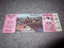 PITTSBURGH PIRATES 1970 Three Rivers Stadium OPENING GAME Ticket Stub 7-16-1970