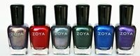 Zoya Nail Polish Assorted Color Diva Lacquer Choose Your Favorite Color
