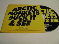 Arctic Monkeys - Suck It & See - Single track