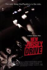 "NEW JERSEY DRIVE - 17""x28"" D/S Original Promo Movie Poster 1995 Rare MINT"