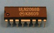 ULN2068 Quad 50V 1.5A Darlington Array - NTE2087 - NEW - Motorola
