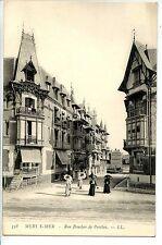 CP 80 SOMME - Mer-sur-Mer - Rue Boucher de Perthes