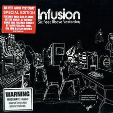 Six Feet Above Yesterday (Special Edition) by Infusion (CD, Apr-2005, Sony BMG)