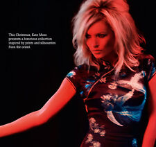 Celebrity style boutique black gold asian dragon shift sheath dress 10 12 L
