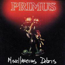 Miscellaneous Debris - Primus (1992, CD NUEVO)