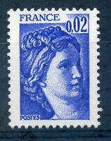 France 1980 2c Marianne defin stamp mint