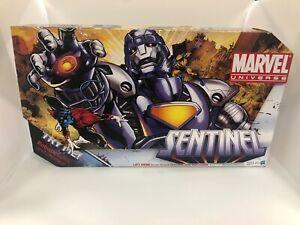 """SEALED Marvel Universe Masterworks Series 002 16"""" Sentinel Wolverine Figure Set"""
