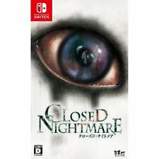 Closed Nightmare Nippon Ichi Softwar NINTENDO SWITCH JAPANESE IMPORT REGION FREE