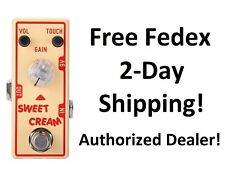 New Tone City T3 Sweet Cream Overdrive Guitar Effect Pedal