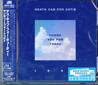 DEATH CAB FOR CUTIE-THANK YOU FOR TODAY-JAPAN CD BONUS TRACK E78