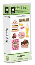 CRICUT LITE SWEET SHOP CARTRIDGE in its original packaging