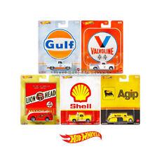 Hot Wheels Premium Pop Culture Fuel Complete Set 1-5 *(PRE ORDER)*