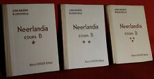 J. Van Mulders & W. Chrispeels NEERLANDIA Cours B Volumes 1-2-3   Didier 1951)