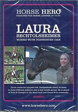 NEW SEALED Dressage DVD Laura Bechtolsheimer Works With Youngster Dan