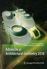 Advances in Architectural Geometry 2010, , New Book