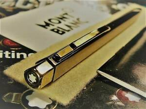 One Is The Total Gold-Walled Titanium Body Want Rare Valuable Gem No20280 Mont