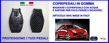 Copripedali in gomma - Alfa Romeo Mito 2008> DUE PEDALI - copri - pedali