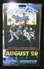 Eagles 'The California Tour' Pass - Aug. 20 2005 - Harveys Lake Tahoe Resort