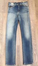 Mens Replay Jeans Slimpar 29 x  32   Skinny New Authentic Made in Italy