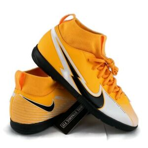 Nike Mercurial Superfly 7 Academy Ic Jr Soccer Turf Shoes Football AT8135-801 5Y