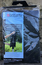 BRABANTIA BLACK ROTARY DRYER PROTECTIVE COVER LIFT-O-MATIC WEATHER RESISTANT