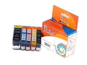 Für Canon PGI-520 CLI-521 XL Set Drucker Tinten-Patronen PIXMA MP640 MP980 MP990