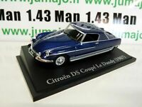 CEN9G voiture 1/43 NOREV ATLAS UK classic sport : CITROËN DS Dandy chapron